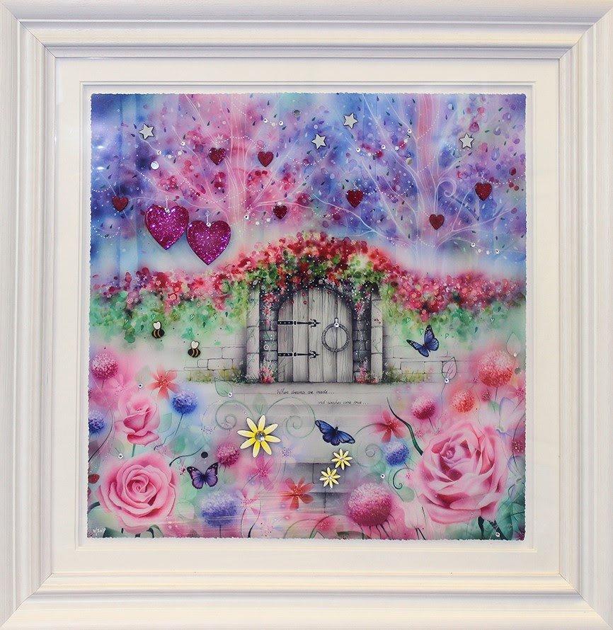 Magical Gateway - Framed by Kealey Farmer