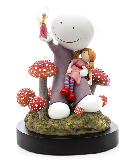 Make A Wish - Sculpture  by Doug Hyde