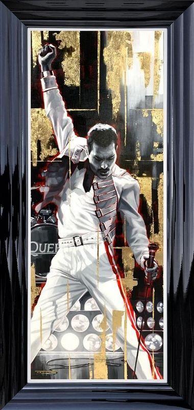 Mercury - Framed by Ben Jeffery