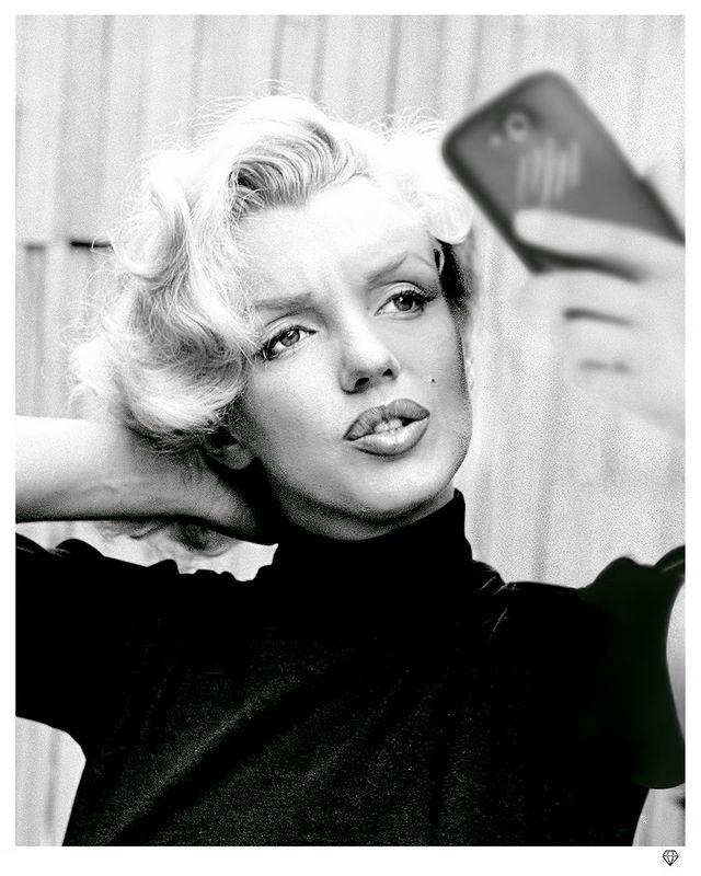Monroe Selfie by JJ Adams