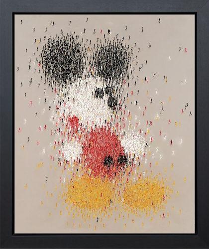 Mouseketeer - Framed