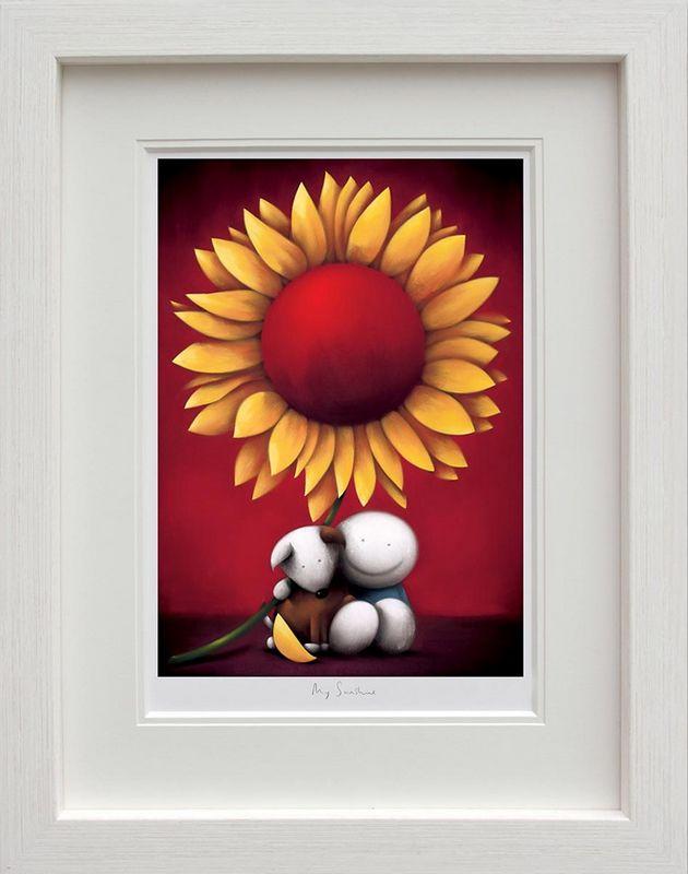 My Sunshine - Framed by Doug Hyde