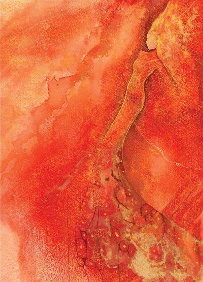 Mystic Voyage II by Charlotte Atkinson