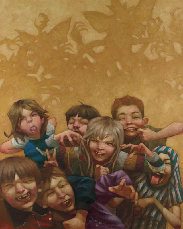 Never Feed Them After Midnight by Craig Davison