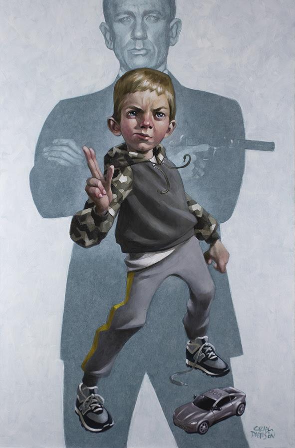 No Tim To Die by Craig Davison