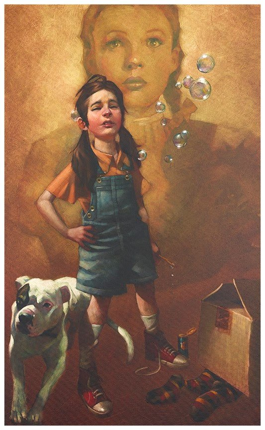 Now I Know We're Not In Kansas (Wizard of Oz)  by Craig Davison