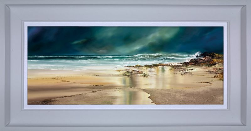 Ocean Quest - Framed by Philip Gray