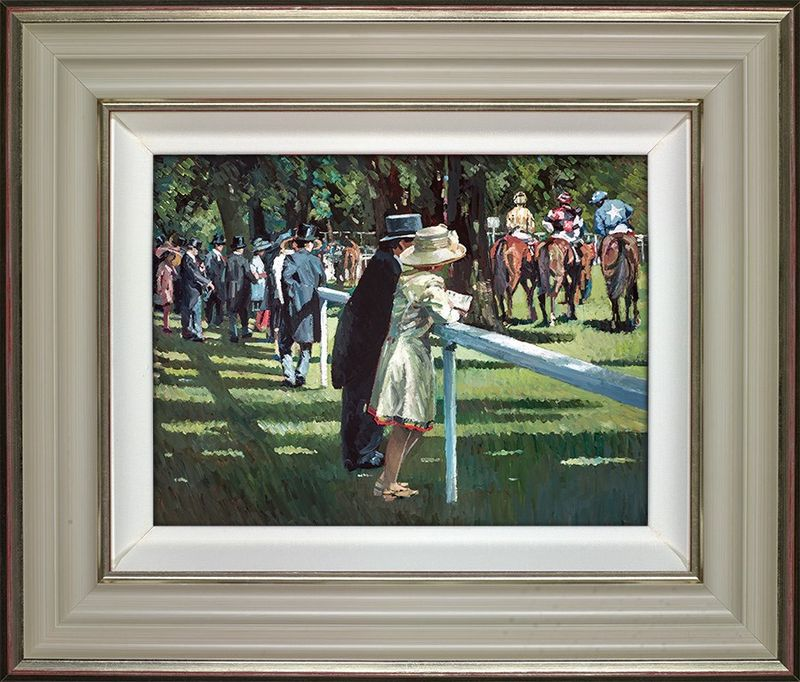 On Parade - Framed by Sherree Valentine Daines