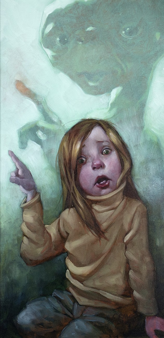 Owwwch - Mounted by Craig Davison