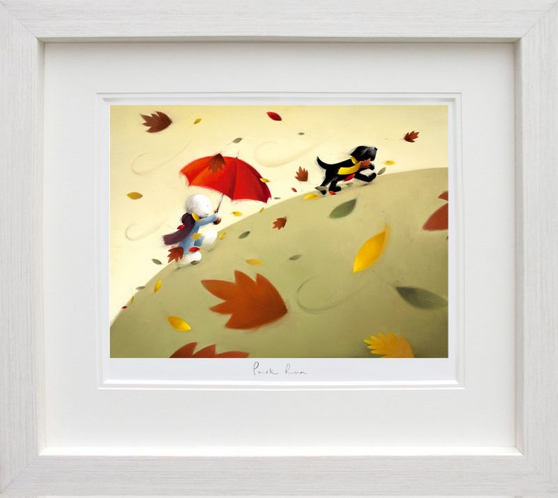 Park Run - Framed by Doug Hyde