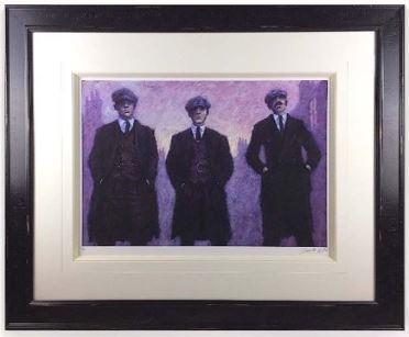 Peaky Blinders - Framed by Alexander Millar