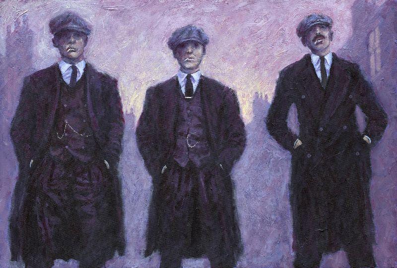Peaky Blinders by Alexander Millar