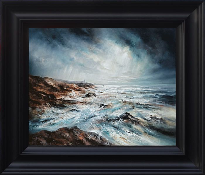 Perfect Storm - Framed by Chris & Steve Rocks