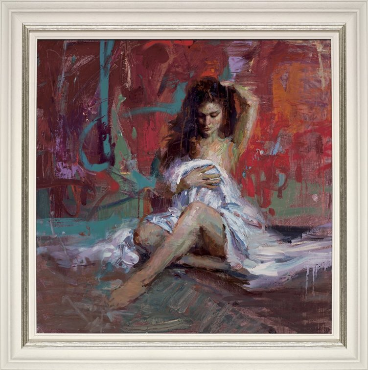 Perfect Storm - Framed by Henry Asencio