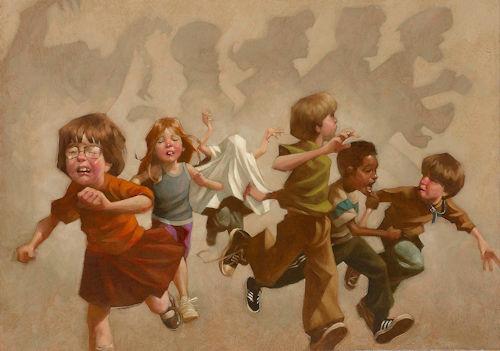 Pesky Kids by Craig Davison