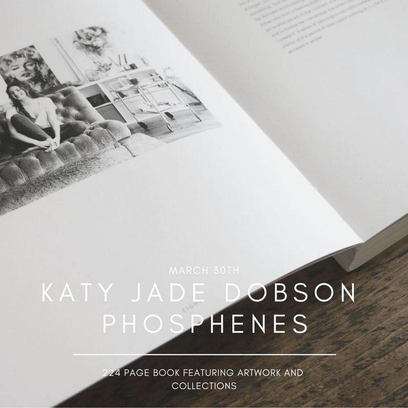 Phosphenes - Limited Edition  by Katy Jade Dobson