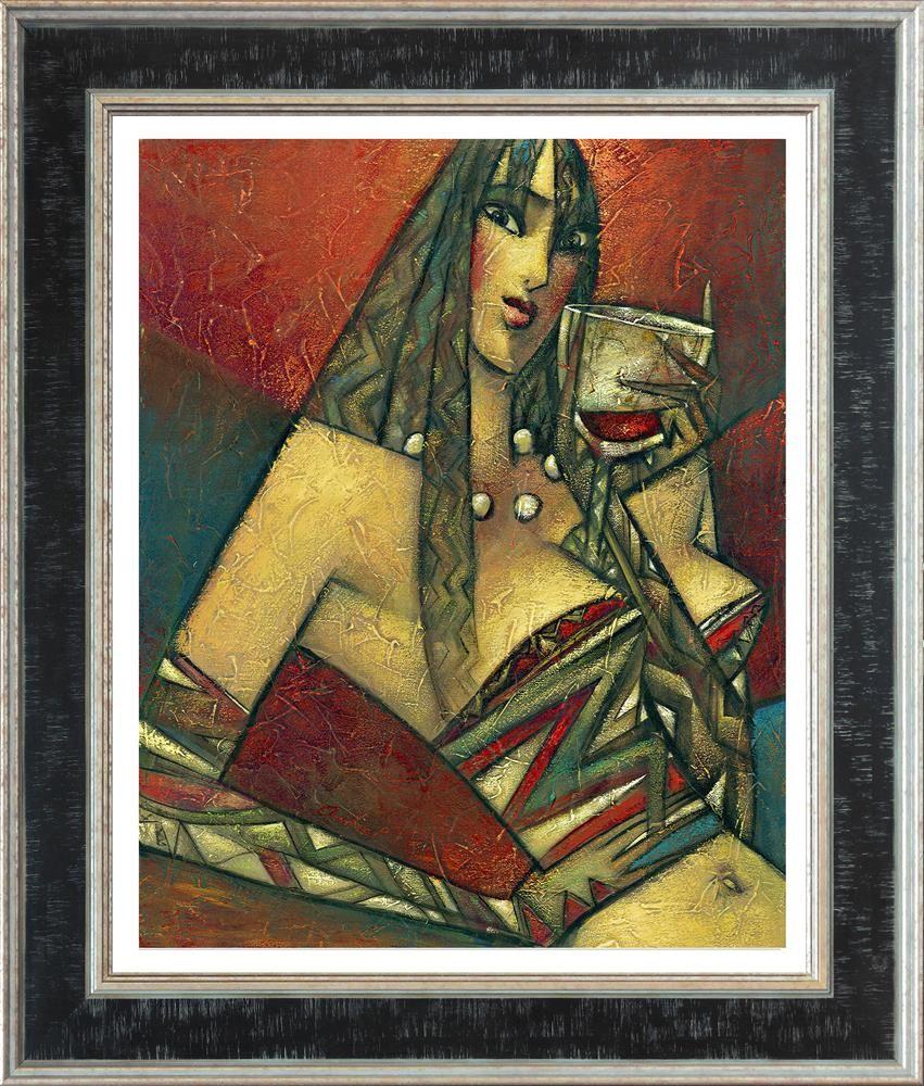 Pinot Noir (Large) - Framed by Andrei Protsouk