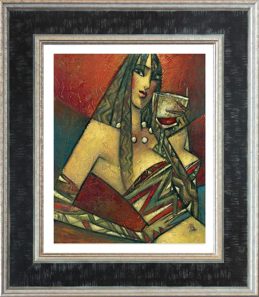 Pinot Noir (Small) - Framed by Andrei Protsouk