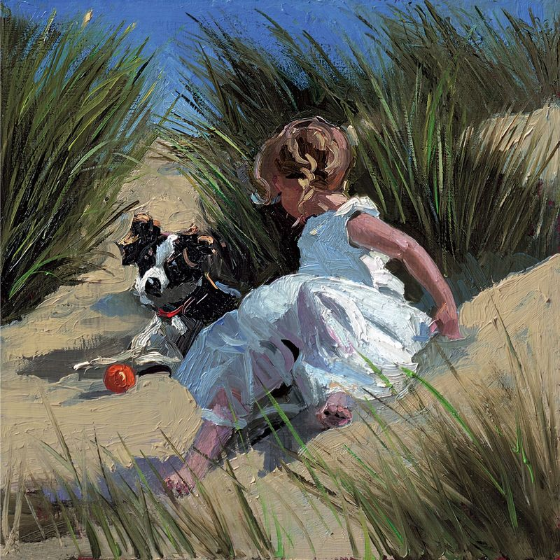 Playmates - Board Only by Sherree Valentine Daines