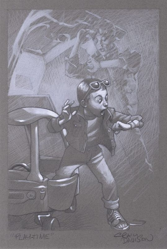 Playtime by Craig Davison