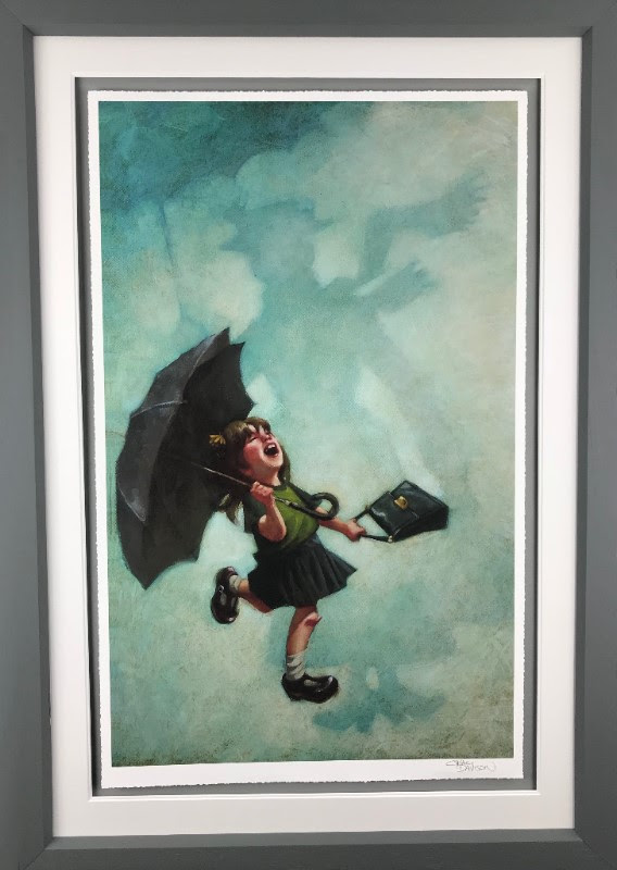 Practically Perfect In Every Way (Mary Poppins) - Framed by Craig Davison