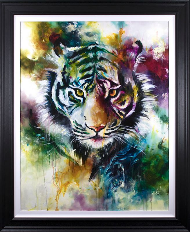 Presence 2019 - Artist Proof - Framed by Katy Jade Dobson