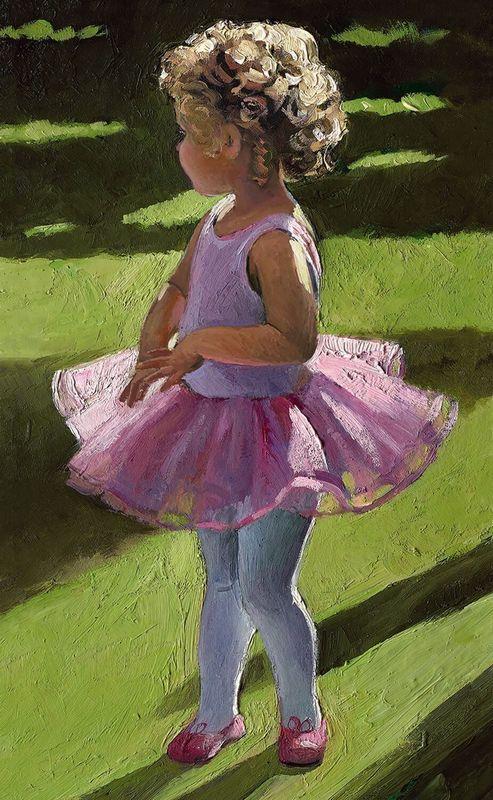 Pretty In Pink by Sherree Valentine Daines