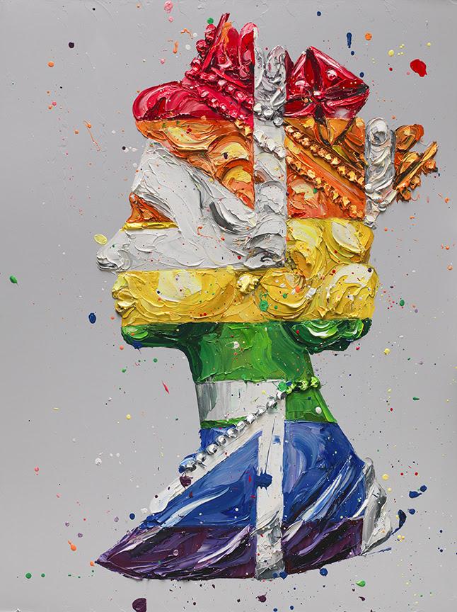 Pride Queen by Paul Oz