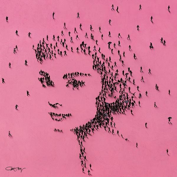 Princess - Audrey Hepburn  by Craig Alan