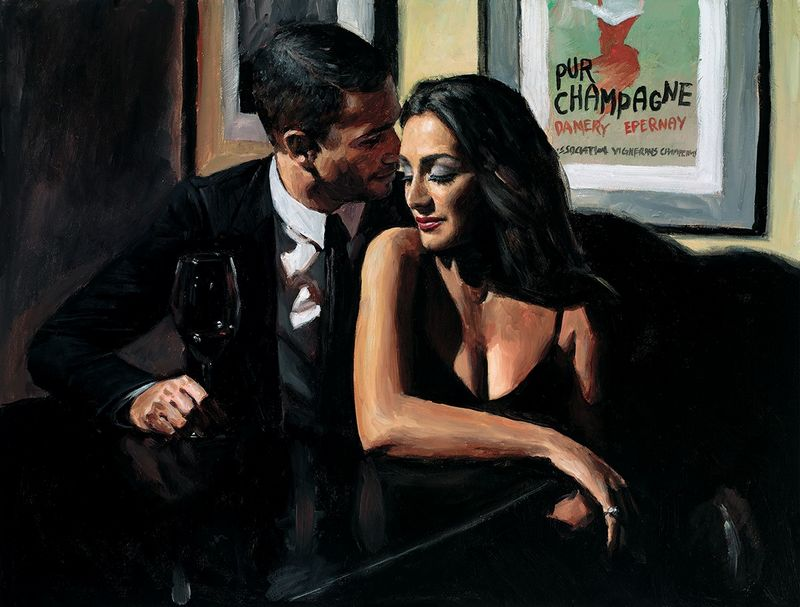 Proposal At Hotel Du Vin - Board Only by Fabian Perez