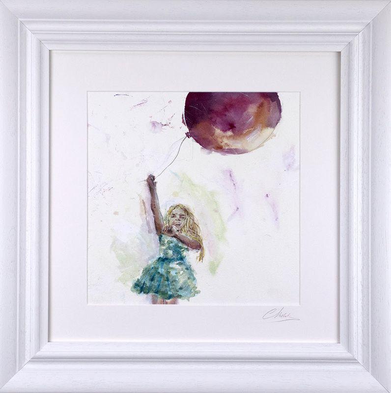 Pure Joy - Original by Carly Ashdown