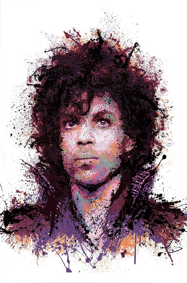 Purple Reign by Daniel Mernagh