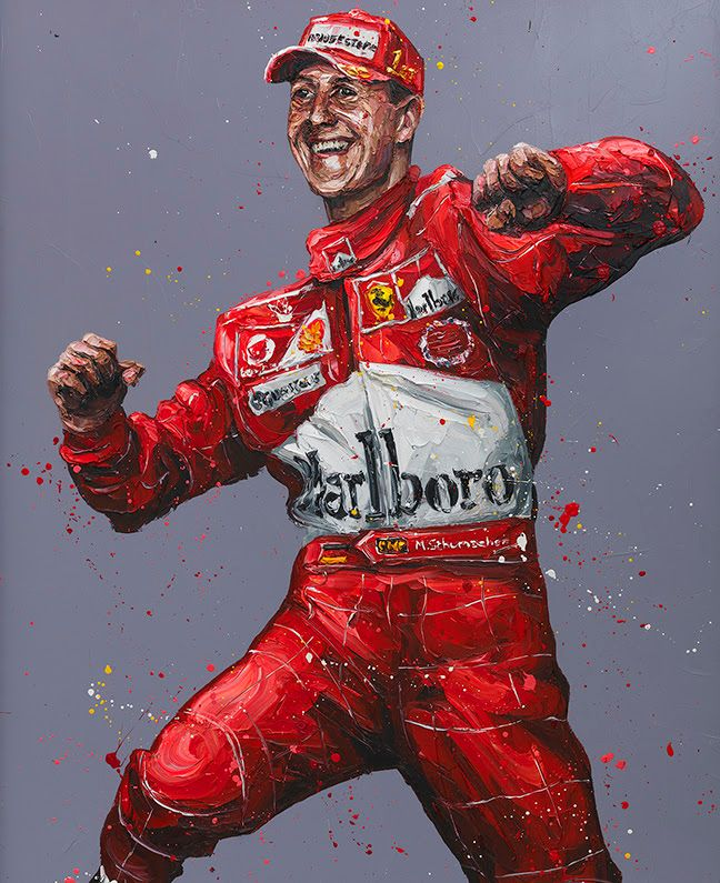 Records Were There To Be Broken (Schumacher) by Paul Oz
