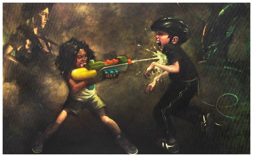Ripley's Game (Aliens)  by Craig Davison