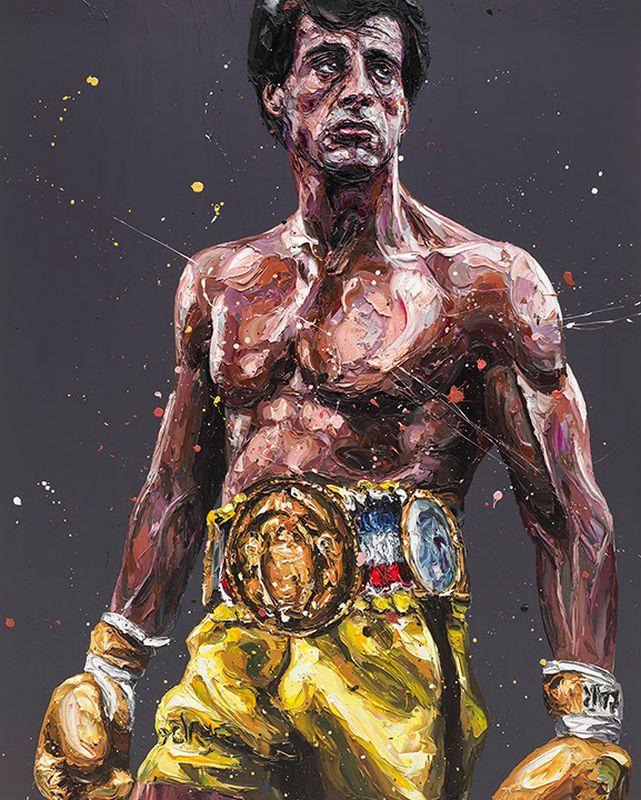 Rocky by Paul Oz