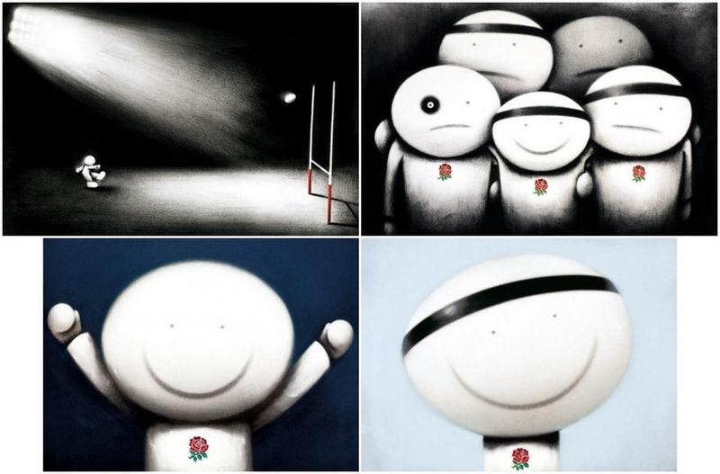 Rugby World Cup - Set by Doug Hyde