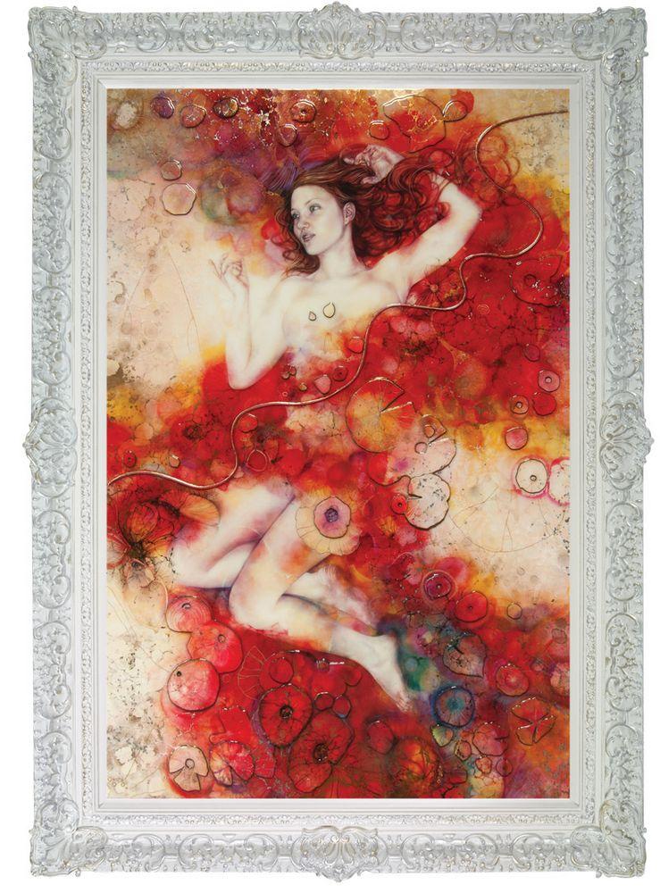 Sakura (Large) - Framed by Kerry Darlington