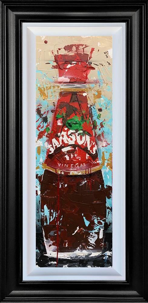 Sarson's - Original - Black Framed by Jessie Foakes