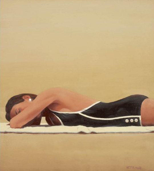 Scorched by Jack Vettriano