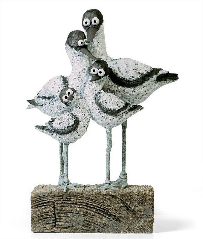 Sea Legs - Sculpture