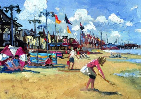 Seaview I - Board Only by Sherree Valentine Daines