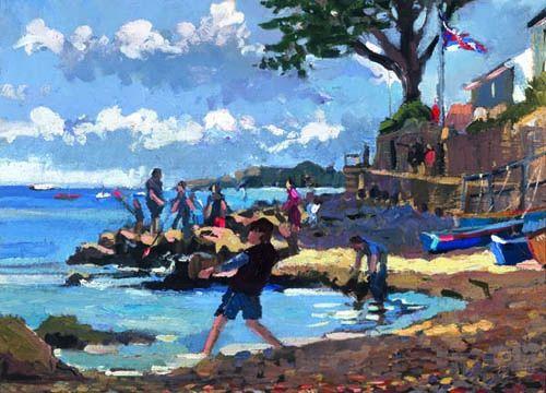 Seaview by Sherree Valentine Daines