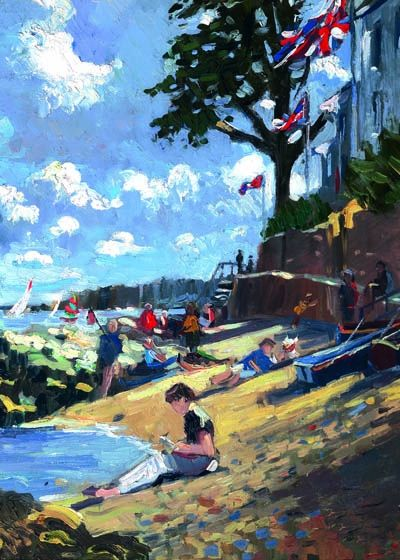 Seaview IV - Board Only by Sherree Valentine Daines