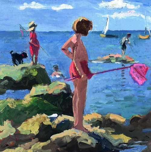Seaview VI - Board Only by Sherree Valentine Daines