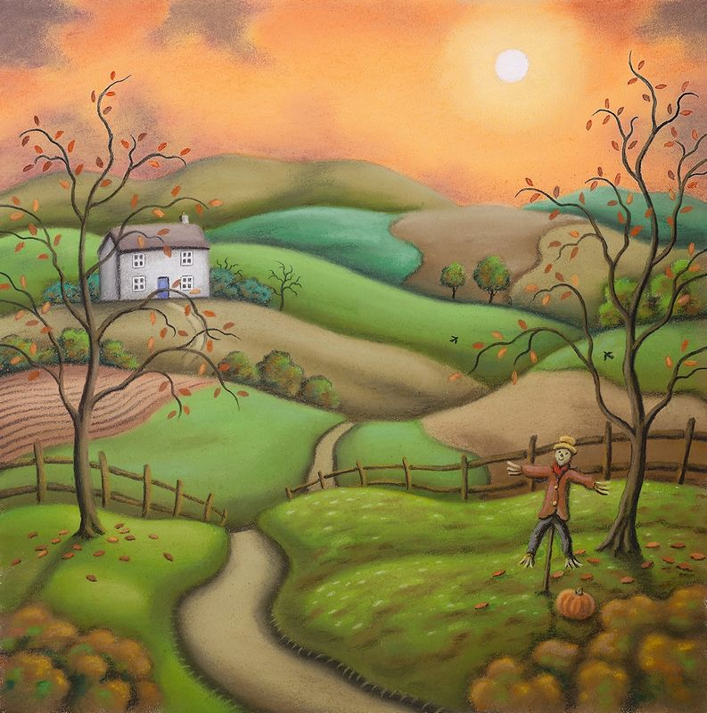 Secrets Of The Seasons - Autumn  by Paul Horton