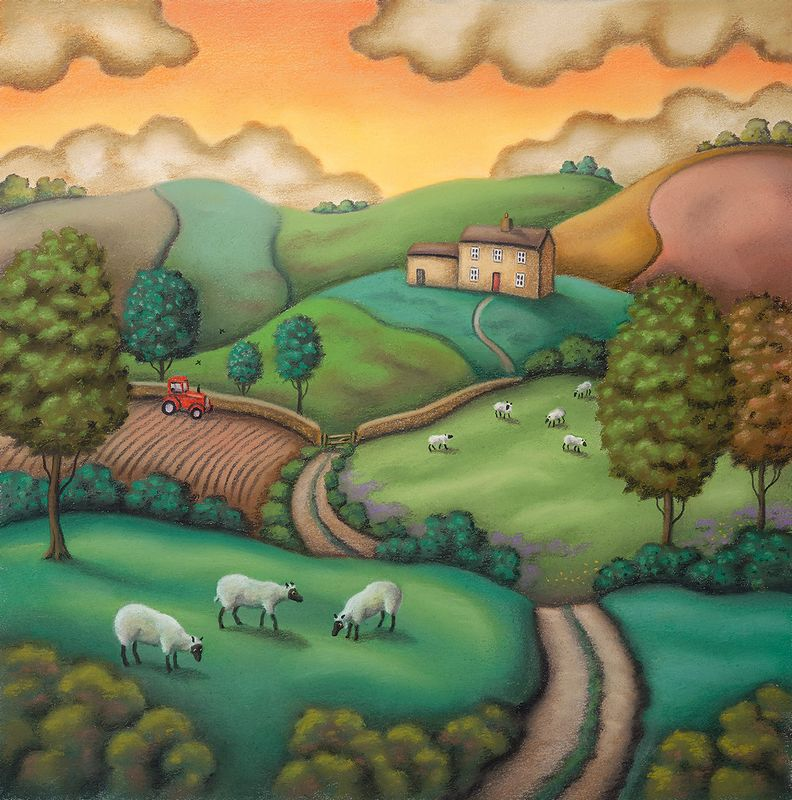 Secrets Of The Seasons - Summer  by Paul Horton