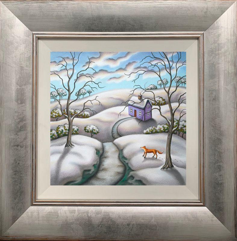 Secrets Of The Seasons - Winter - Framed by Paul Horton