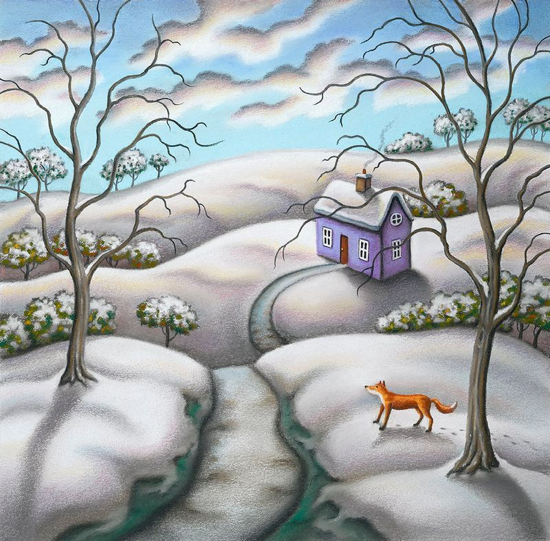 Secrets Of The Seasons - Winter  by Paul Horton