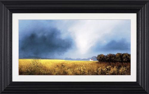 Shades Of Dawn - Framed by Barry Hilton