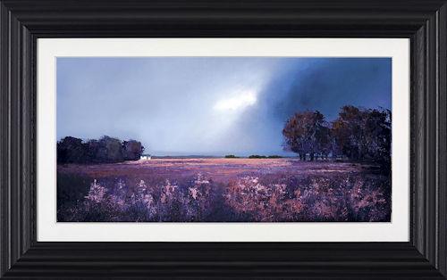 Shades of Dusk - Framed by Barry Hilton